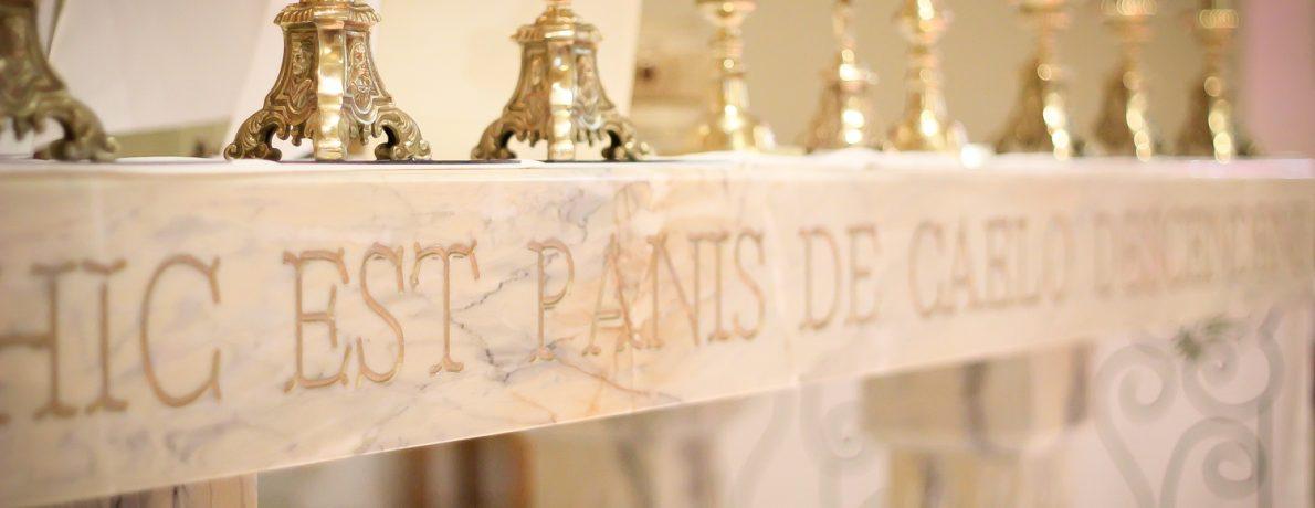 Altar Latin slider